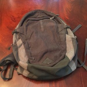 North Face Flex Vent Backpack EUC